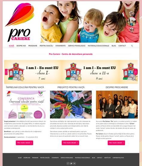 dream factory design siteuri web oradea pro cariere