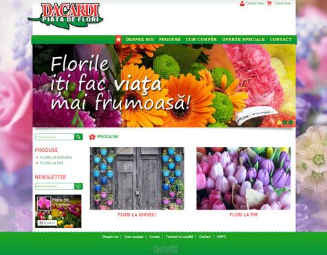 dream factory magazin online oradea dacardi flori